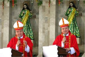 Bishop Socrates Villegas,DD